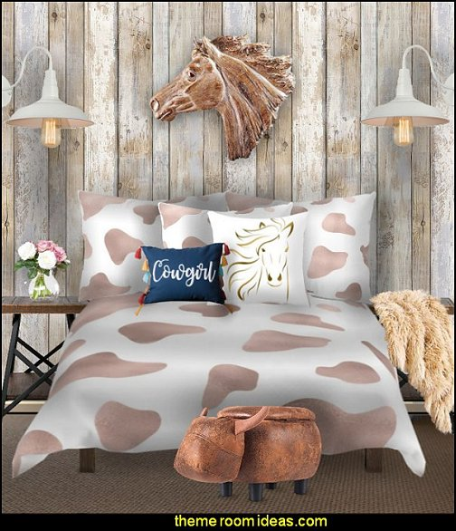cowgirl bedroom decorating ideas - cowgirl decorations ...